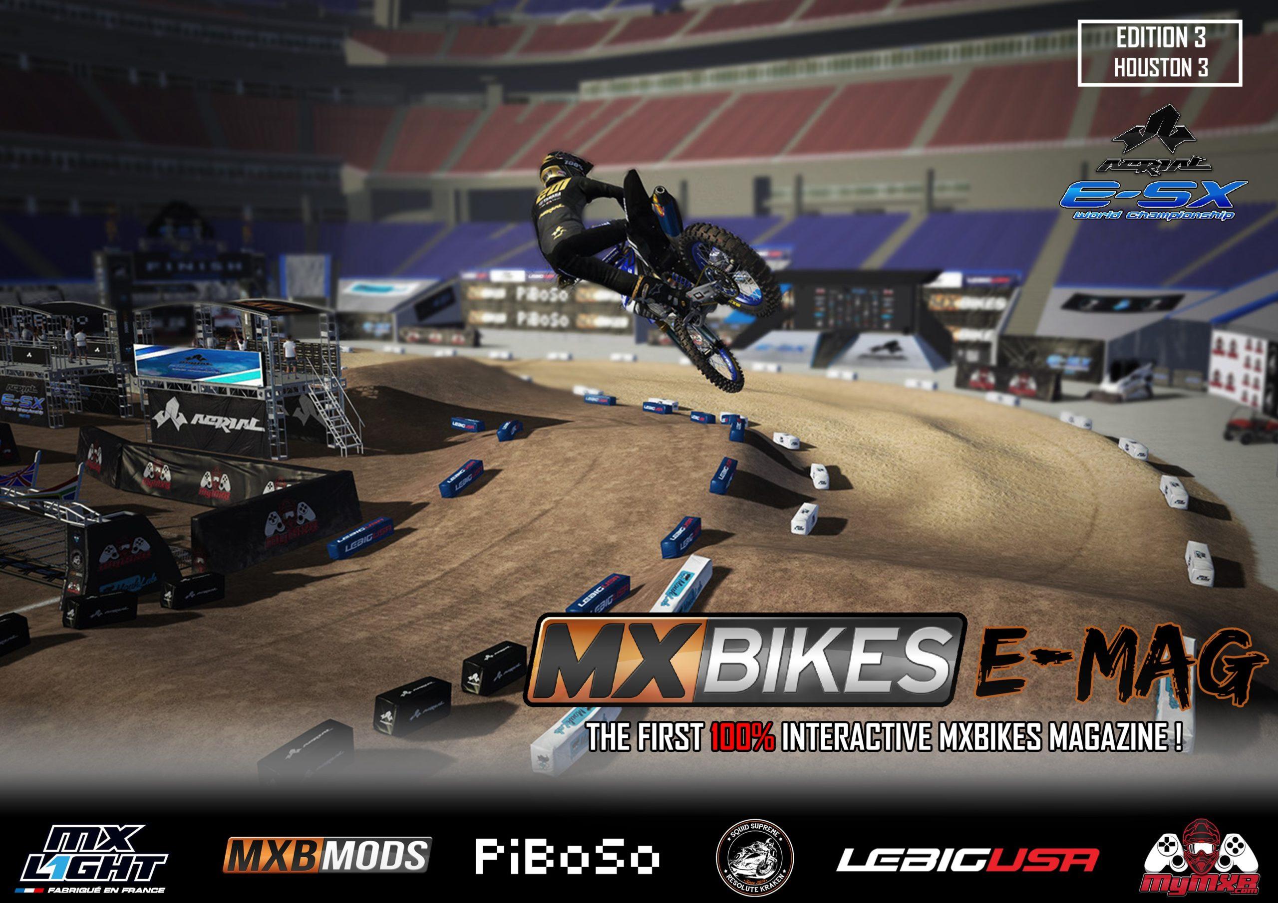 MX Bikes E-MAG #3
