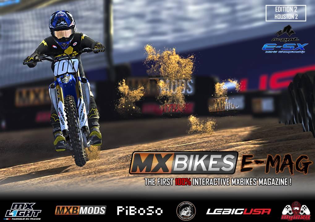 MX Bikes E-MAG #2