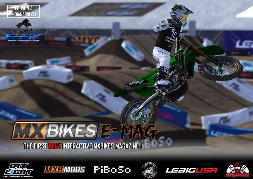 MX Bikes E-MAG #4