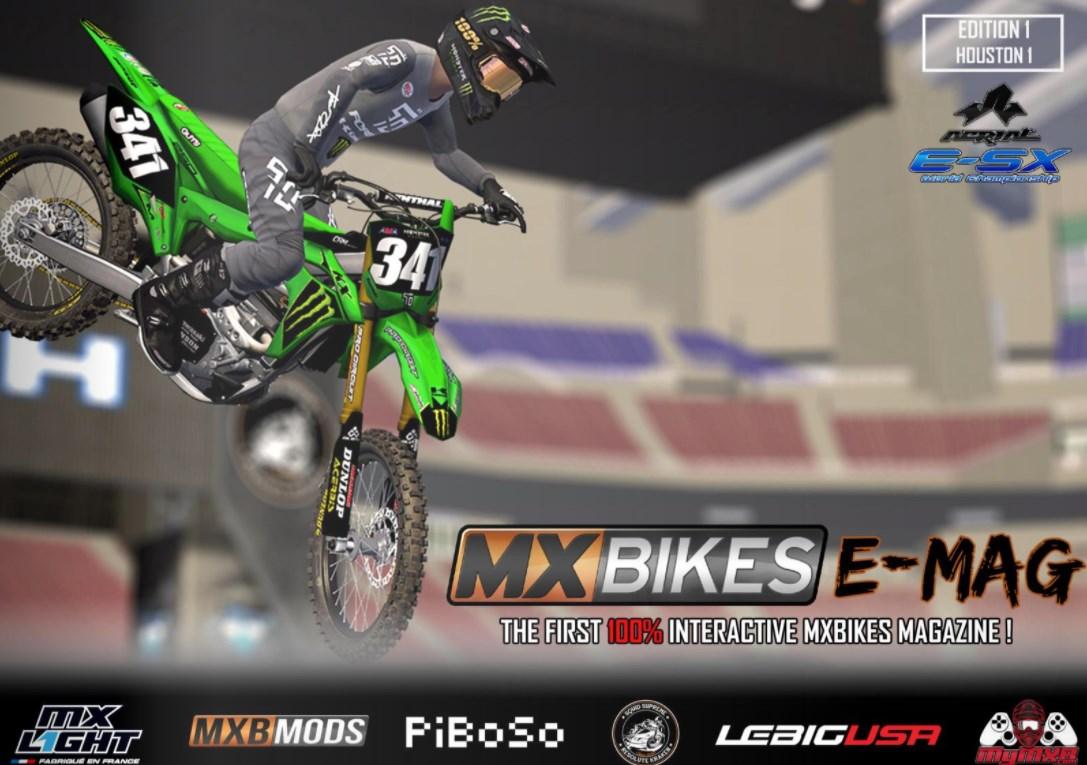 MXBikes E-MAG #1