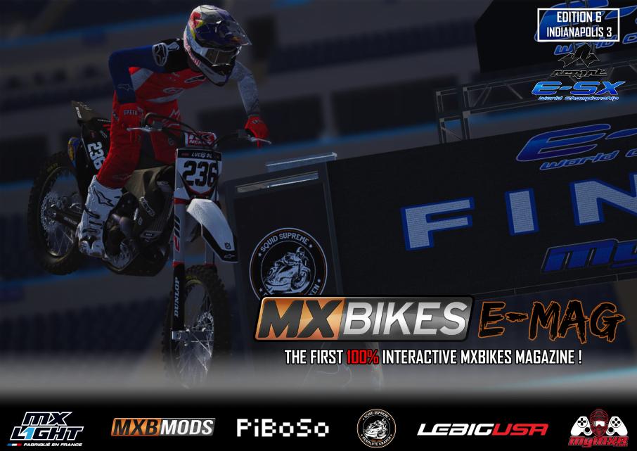 MX Bikes E-MAG #6