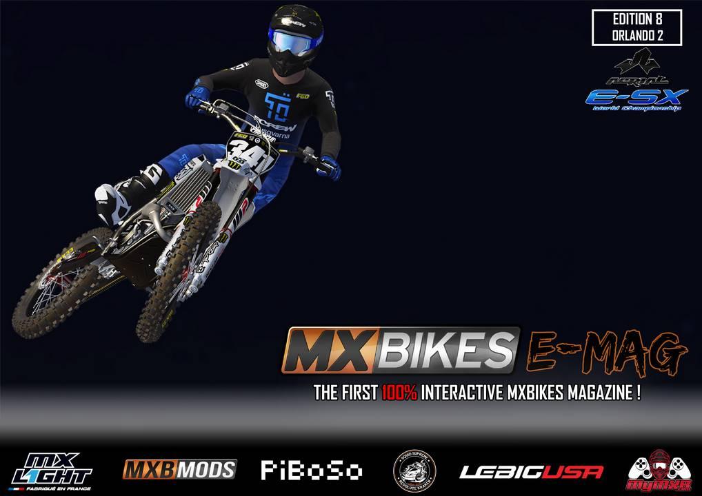 MX Bikes E-MAG #8