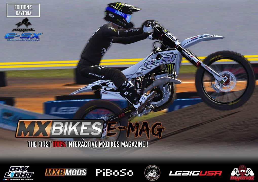 MX Bikes E-MAG #9