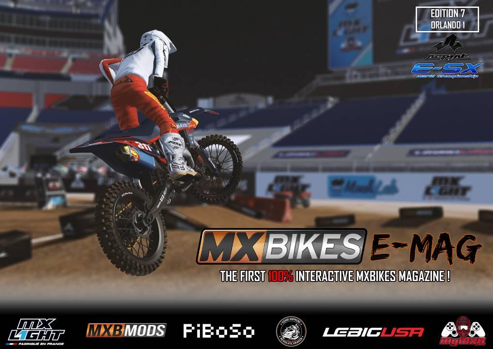 MX Bikes E-MAG #7