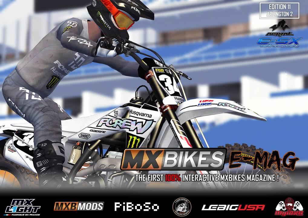 MX Bikes E-MAG #11