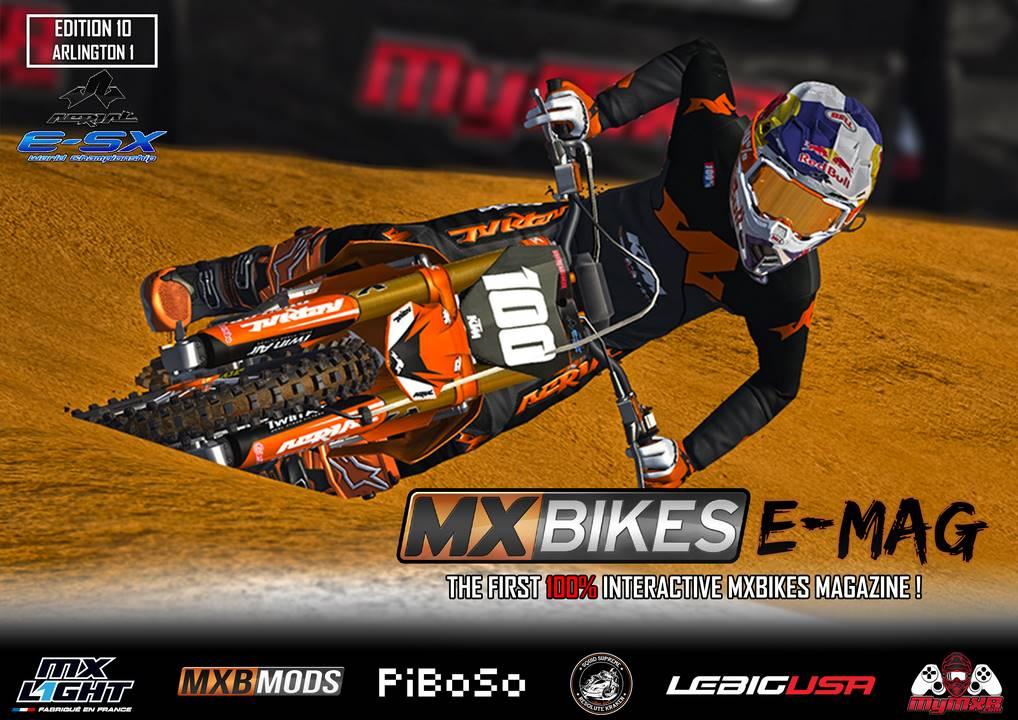 MX Bikes E-MAG #10