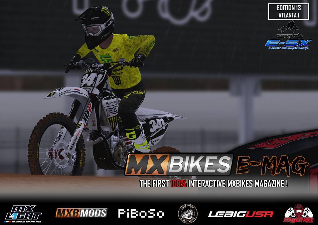 MX Bikes E-MAG #13