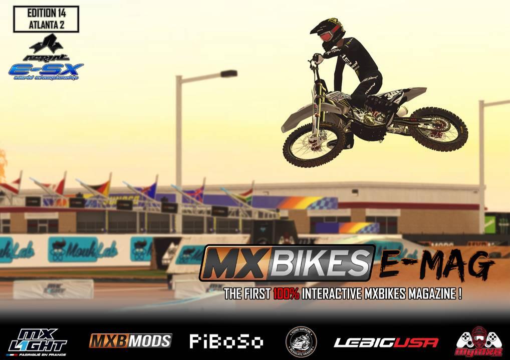 MX Bikes E-MAG #14
